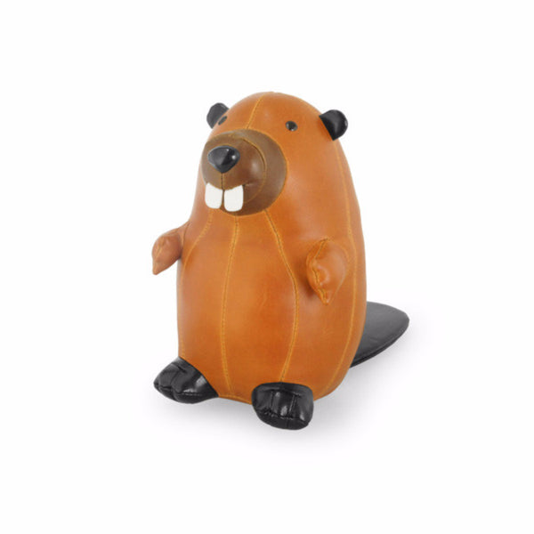Classic Beaver Bookend by Zuny