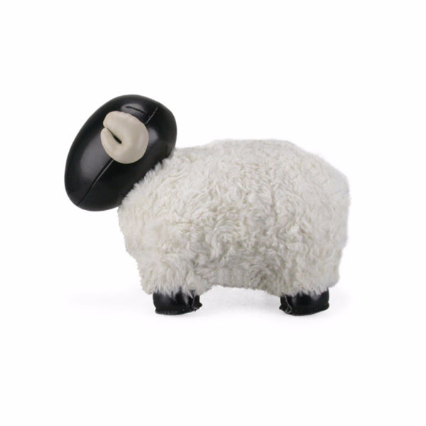 Bomy II the Sheep Bookend by Zuny