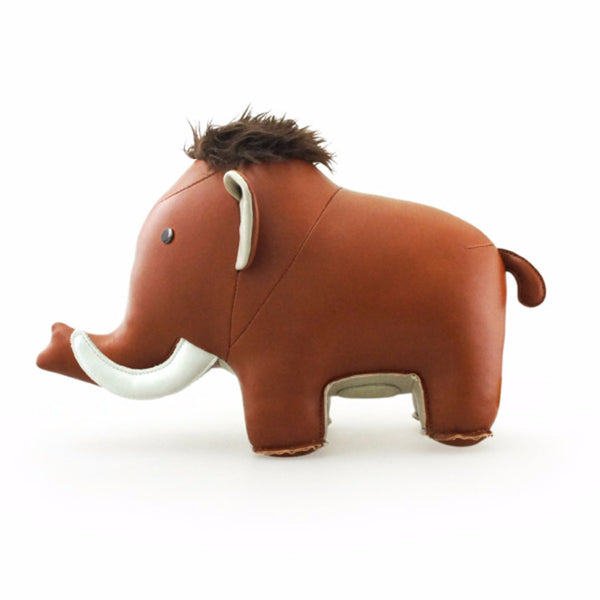 Booby the Mammoth Bookend by Zuny