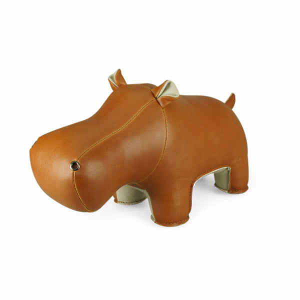 Budy the Hippo Paperweight by Zuny
