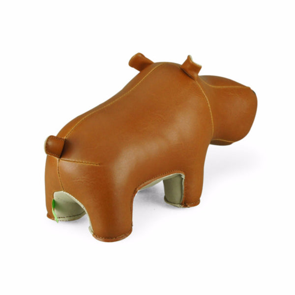 Budy the Hippo Bookend by Zuny