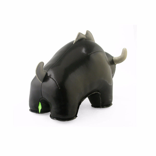 Buloo the Bull Bookend by Zuny