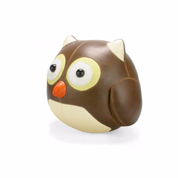 Cicci Owl Bookend by Zuny