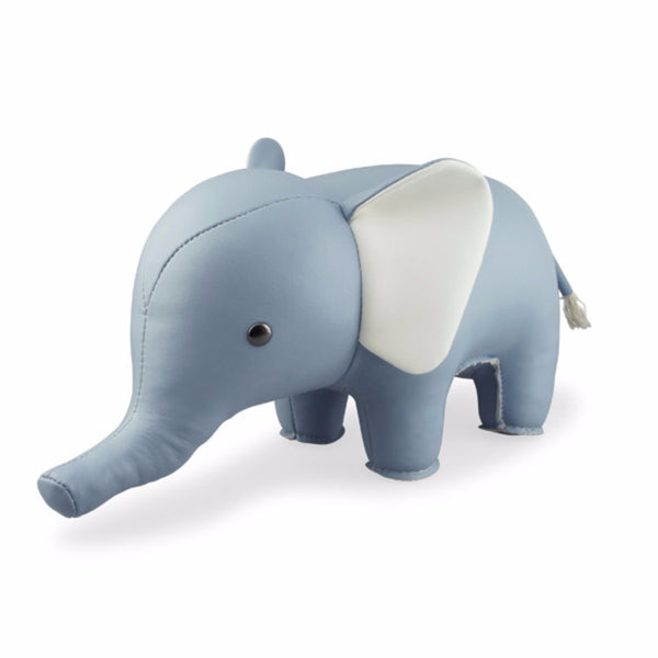 Classic Elephant Bookend by Zuny
