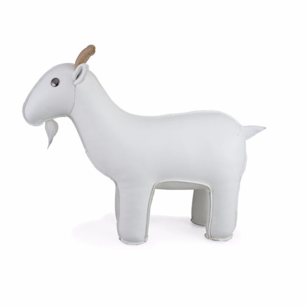 Classic Goat Bookend by Zuny