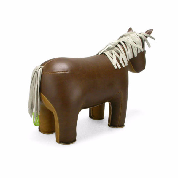 Classic Horse Paperweight by Zuny