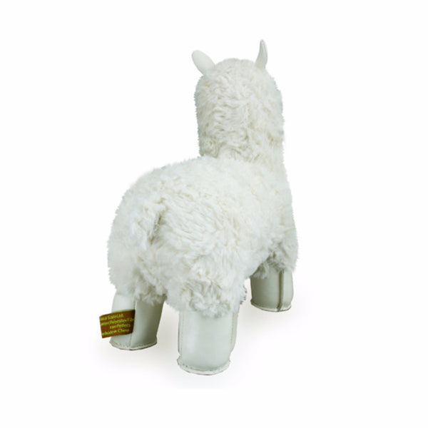 Classic Llama Bookend by Zuny