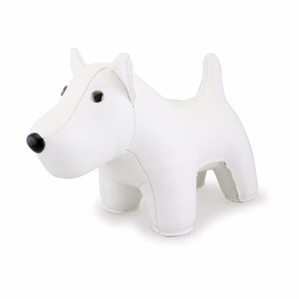 Classic West Highland Terrier Bookend by Zuny