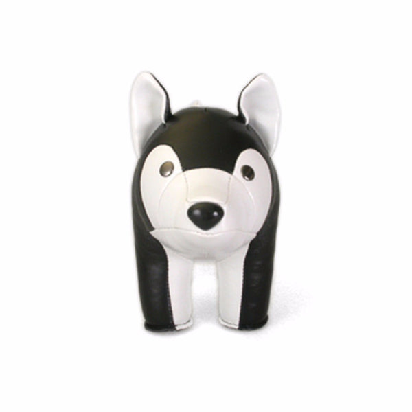 Classic Husky Bookend by Zuny