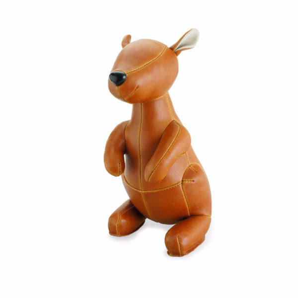 Kurio the Kangaroo Bookend by Zuny