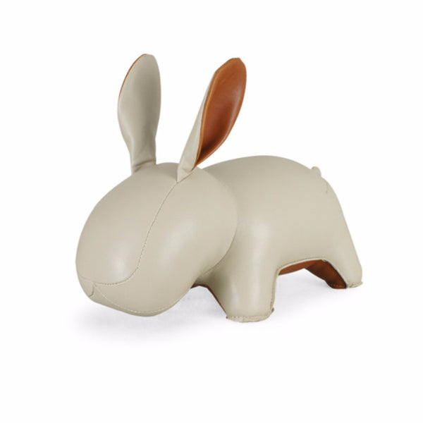 Lala the Rabbit Bookend by Zuny