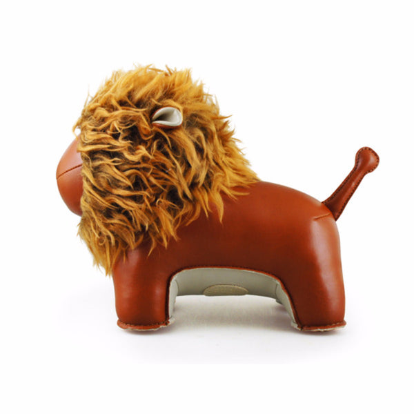 Lino the Lion Bookend by Zuny