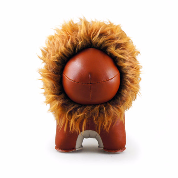 Lino the Lion Paperweight by Zuny