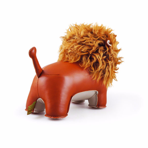 Lino the Lion Doorstop by Zuny