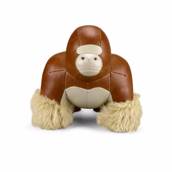 Milo the Gorilla Bookend by Zuny
