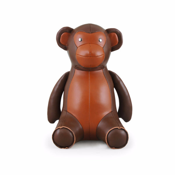 Classic Monkey Bookend by Zuny
