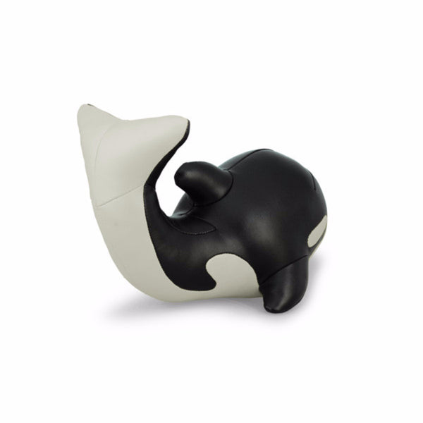 Mumu the Whale Bookend by Zuny