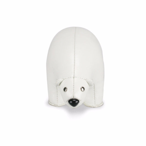 Classic Polar Bear Paperweight by Zuny