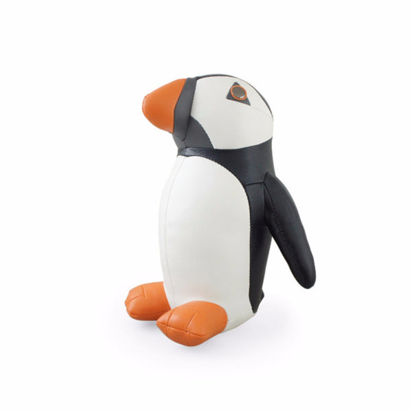 Classic Puffin Bookend by Zuny