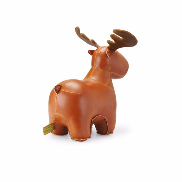 Rudo the Moose Bookend by Zuny
