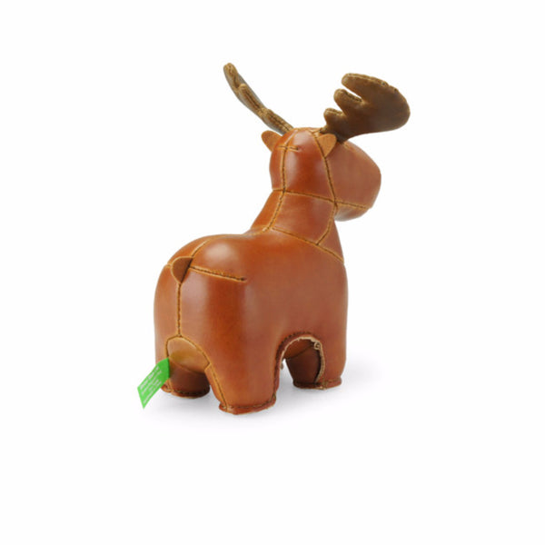 Rudo the Moose Paperweight by Zuny