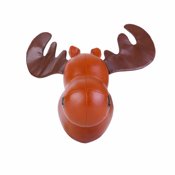 "Rudo the Moose Wall ""Trophy"" by Zuny"