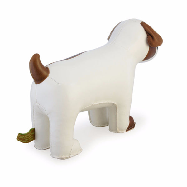 Classic Russell Terrier Bookend by Zuny