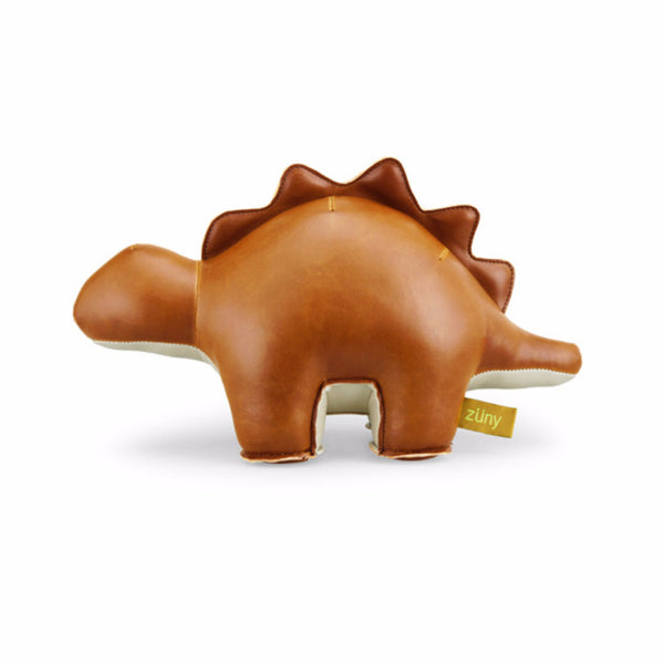 Saru the Stegosaurus Bookend by Zuny