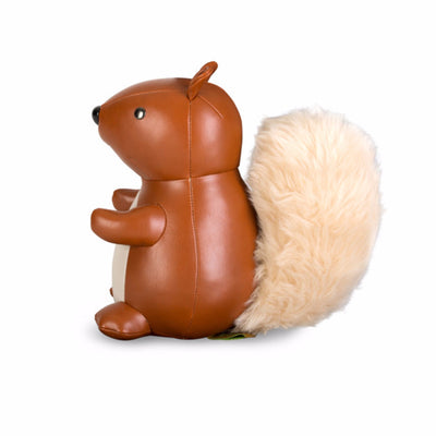 Classic Squirrel Bookend by Zuny