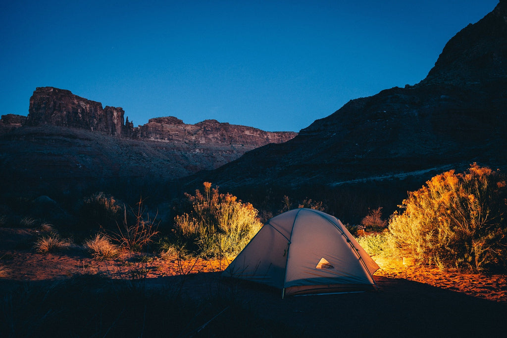 Introduction to Tent Camping