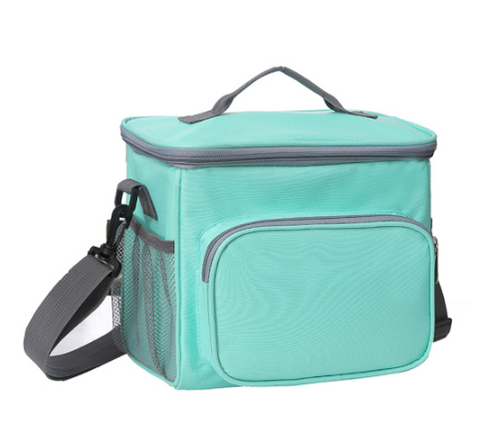 Portable Picnic Bag Thermos Lunch Bag Refrigerator For Food Fridge Cooler Box Insulated Bag Storage Carrying Camping Case