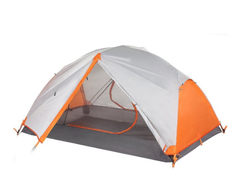 Ultralight 2-Person Backpacking Tent for 4-Season Two Men Car Camping and Expeditions