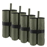 4pcs Canopy Weight Bag Tent Sand Shelter Camping Accessories Windproof Stakes Supplies Tent Foot Sandbags Durable