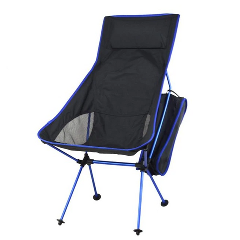 Outdoor Folding Chair Fishing Camping Hiking Portable Seat Stool