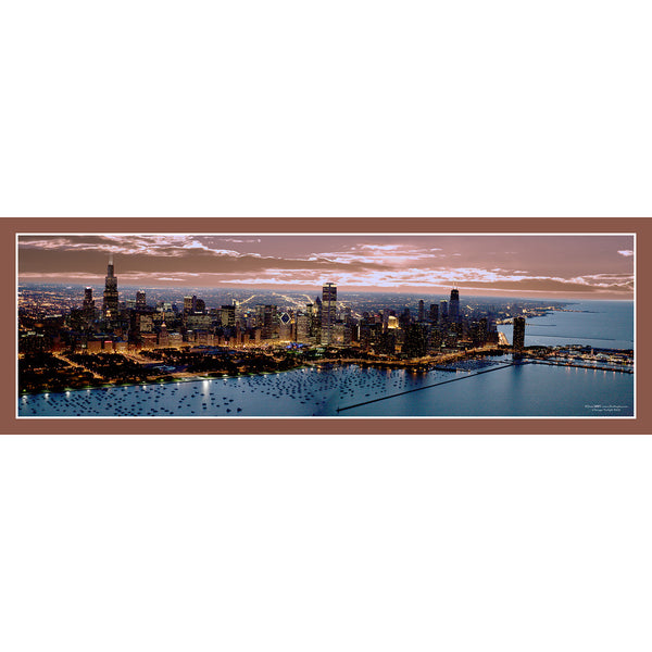 #603 Chicago Skyline Sample 2