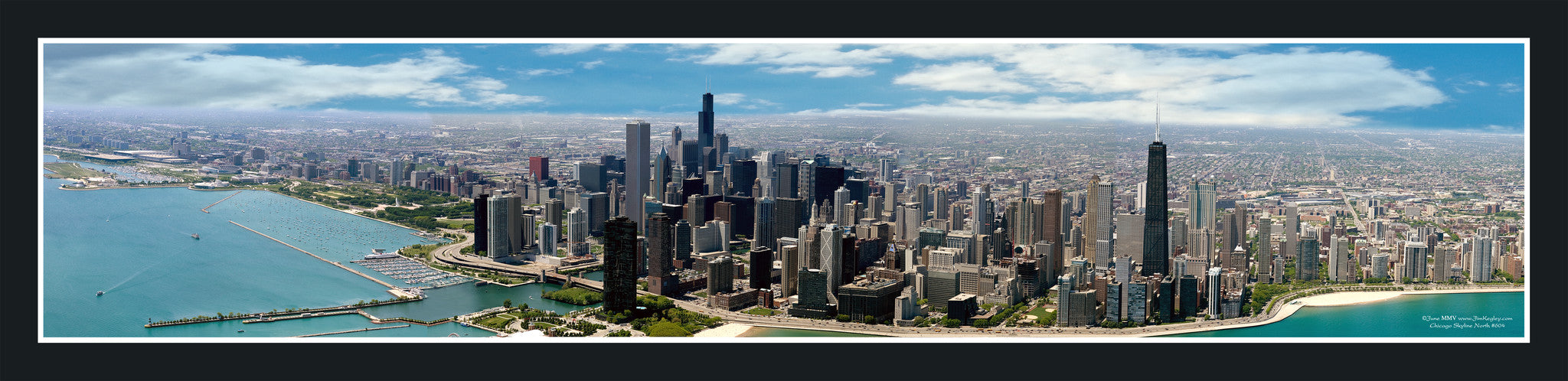 #604 Chicago Skyline North