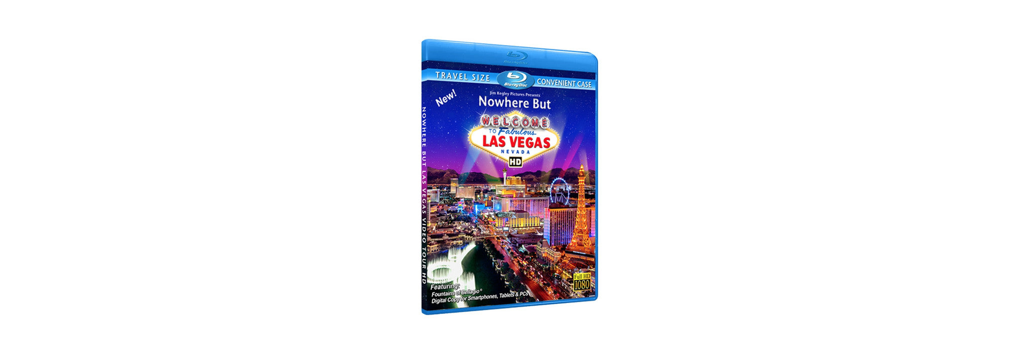 #578 Nowhere But Las Vegas Blu-Ray