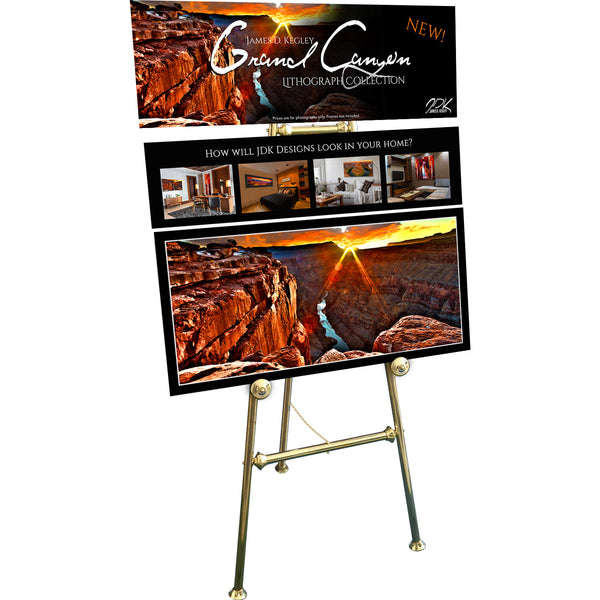 Grand Canyon Easel Display
