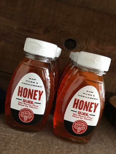 Tulsa Urban Bee Honey