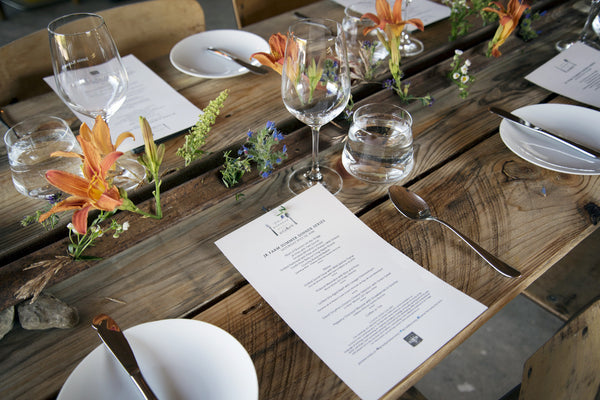 J.K. Farm Summer Dinner Series