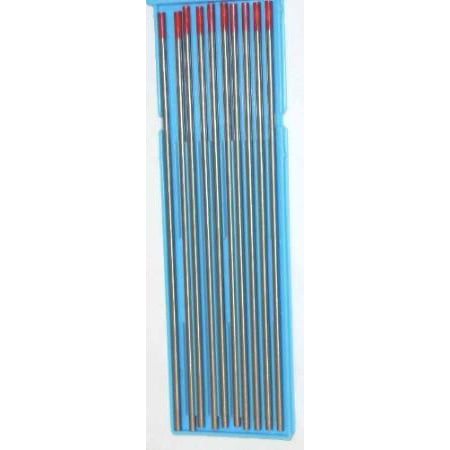 3/32 x 7 2% Thoriated Tungsten Tig Welding Rods 10 pk - ATL Welding Supply