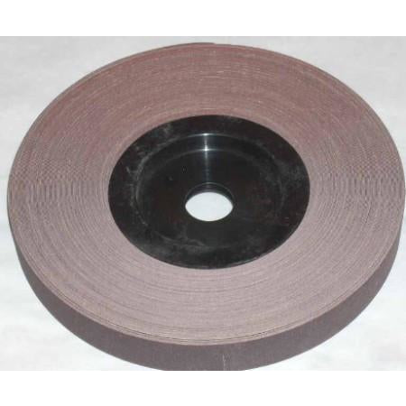 "1"" Emory Cloth 50 yds 220 Grit - ATL Welding Supply"