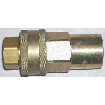 Tomco TH6-3 Hydraulic Fluid Fitting Quick Coupler New