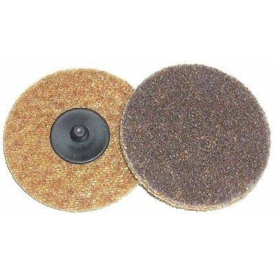"10 Quick Change Coarse Surface Condition Pads 3"" - ATL Welding Supply"
