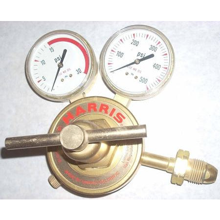 Harris 310-15-510 Acetylene Propane Fuel Gas Regulator - ATL Welding Supply
