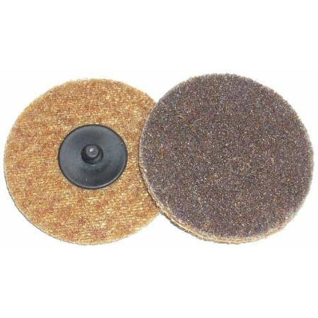 3 inch Quick Change Surface Conditioning Discs Coarse 10/pk - ATL Welding Supply