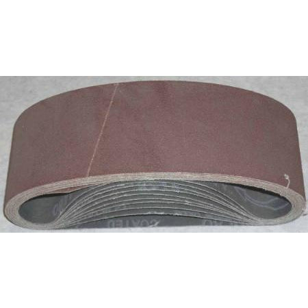 3 x 21 Cloth Sanding Belts 80g 10pk - ATL Welding Supply