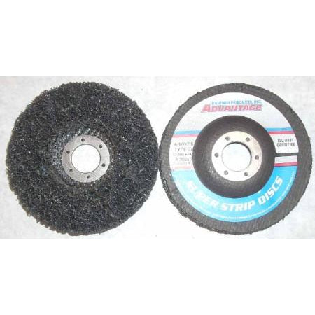 4 1/2 x 7/8 Super Stripper Discs - ATL Welding Supply