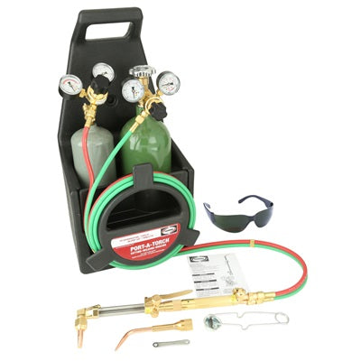 HARRIS - PORT A TORCH KIT 85601-200 DLX - 4403211