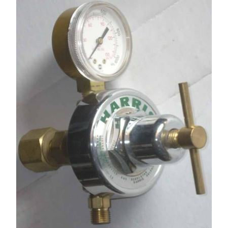 Harris Model 447 Oxygen Station Regulator - ATL Welding Supply
